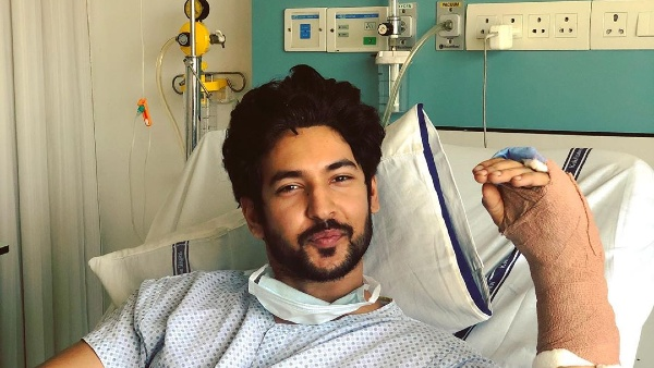 Shivin Narang Gets Discharged; Shares Pictures And Thanks Fans For Their Wishes