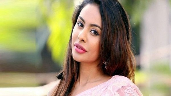Sri Reddy's Surprising Reaction
