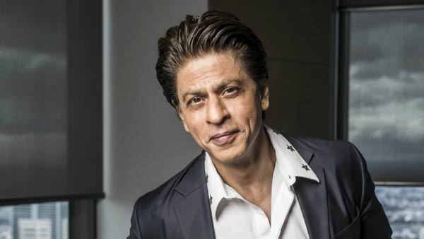 King Khan Thanked The Novelist For His Feedback