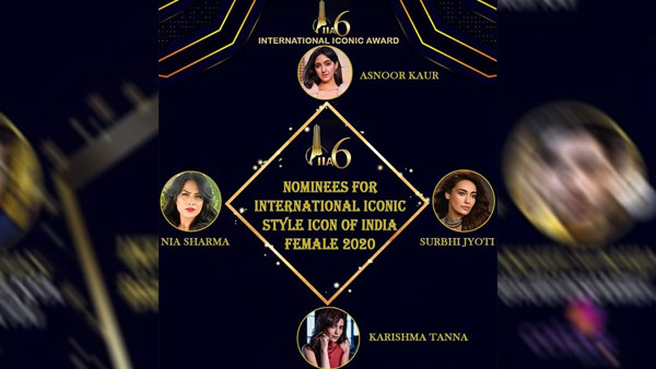 International Iconic Style Icon Of India