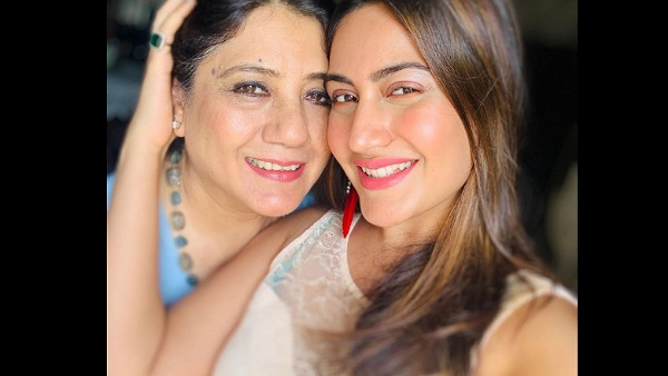 Surbhi's Mother Used To Accompany To Photoshoots With Her