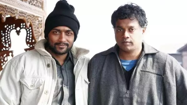 Suriya & Gautham Menon To Team Up For A Love Story!