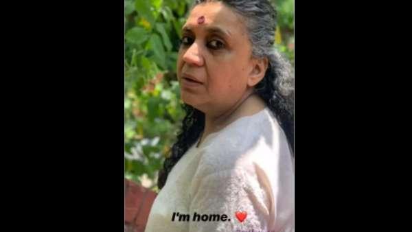 Swara's Instagram Story