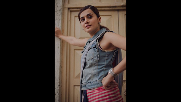 Taapsee Recently Confirmed Being In A Relationship