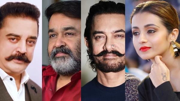 Trisha Krishnan Picks Kamal Haasan, Mohanlal, & Aamir Khan As Indias Best Actors