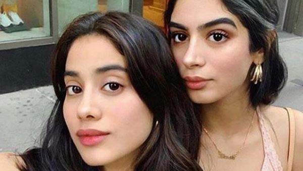 Janhvi Says Khushi Is More Sensible Than Her