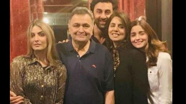 Rishi Kapoor Had Accepted Alia Wholeheartedly