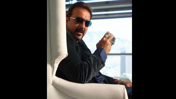 Shruti's First Shot Was With Sanjay Dutt