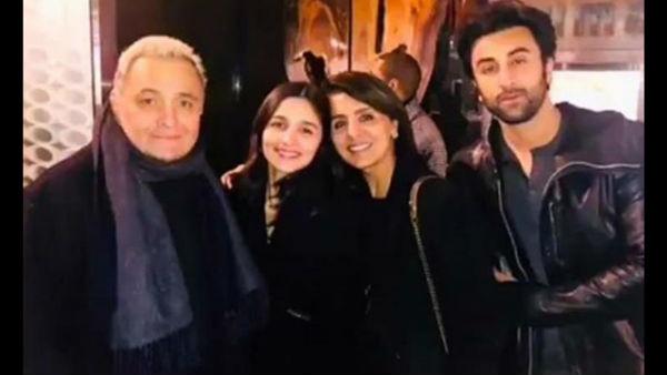 Rishi Kapoor's Last Birthday Present For Alia Bhatt