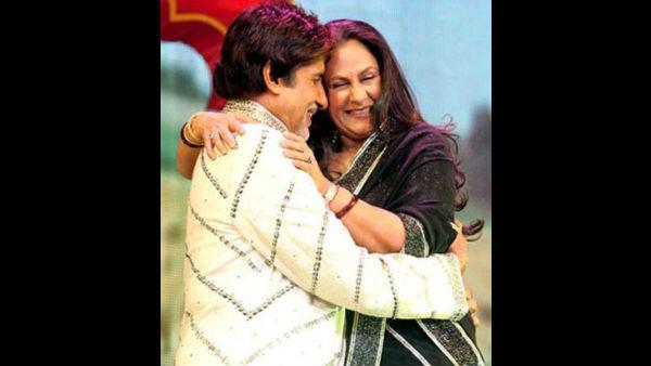 Jaya Bachchan Never Wanted Big B To Sit At Home
