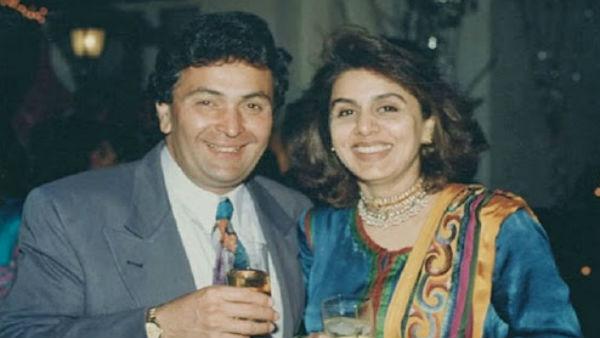 After Marrying Neetu, Rishi Kapoor Dropped All Hostility Towards Bhawana