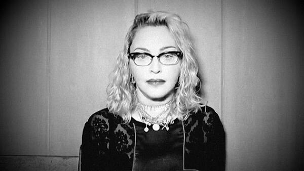 Madonna claims she has virus antibodies