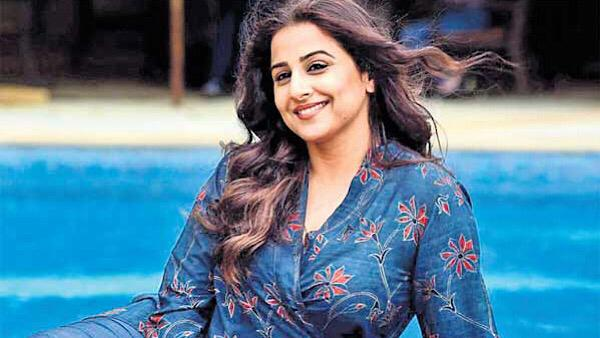 Vidya Balan Says She Is Not Bored During The Lockdown