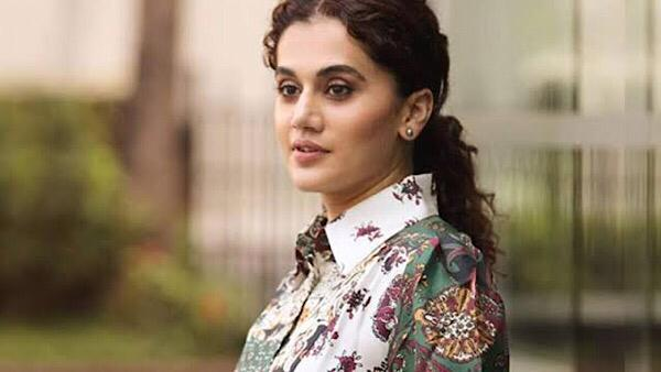 COVID-19: Taapsee Concerned About Her Parents Safety