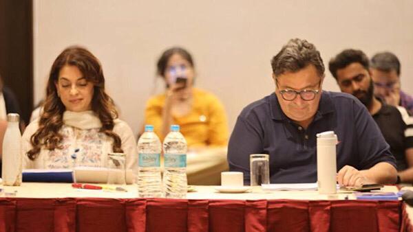 Rishi Kapoor's Last Film Sharmaji Namkeen To Release