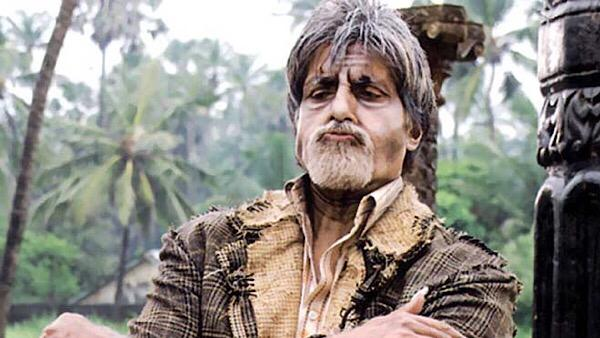 Big B Shares A Mysterious Incident Related To Bhoothnath