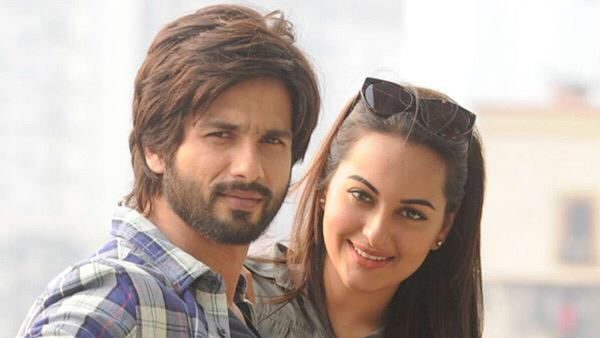 Sonakshi On Old Relationship Rumours With Shahid Kapoor