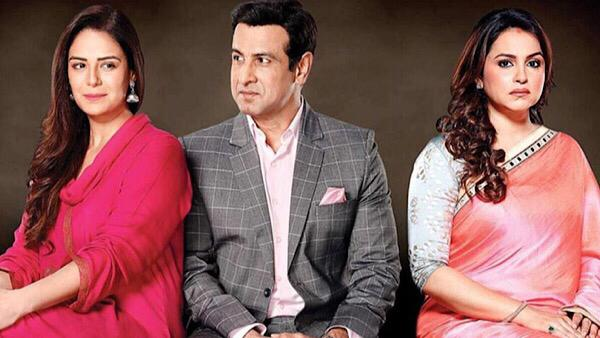 Television Industry's Iconic Couples Assemble For The Launch Of 'Kehne Ko Humsafar Hain 3'!