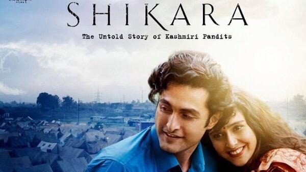 Vidhu Says Shikara Was His Mother's Story