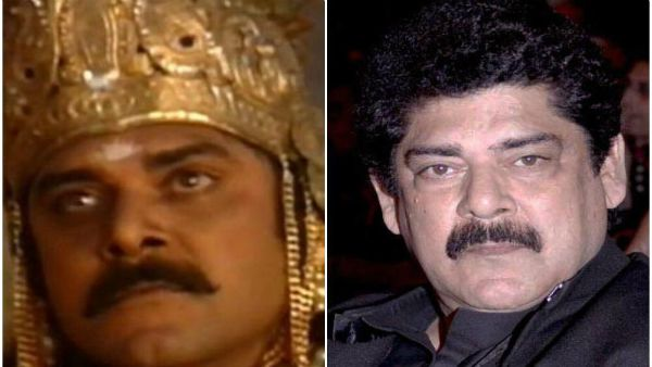 Pankaj Dheer Aka Karna On BR Chopra's Mahabharat On COLORS