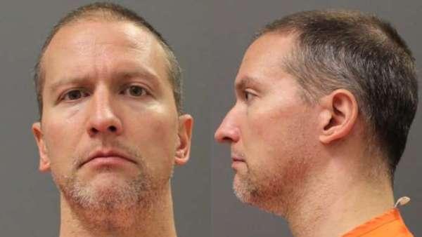 Derek Chauvin Charged With Second Degree Murder