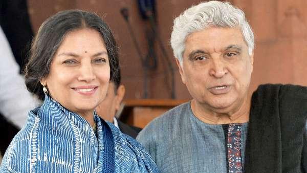 Shabana Azmi Congratulates Husband Javed Akhtar On Winning Richard Dawkins Award 2020