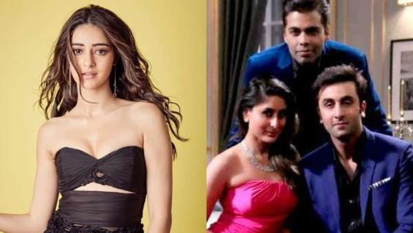 Ananya Panday Reveals B-Town's Biggest Gossip Girls: Kareena Kapoor, Ranbir Kapoor And Karan Johar