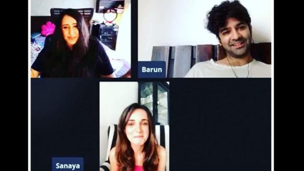 ALSO READ: Iss Pyaar Ko Kya Naam Doon: Sanaya Irani's Husband Mohit Had Auditioned For Barun Sobti's Role!