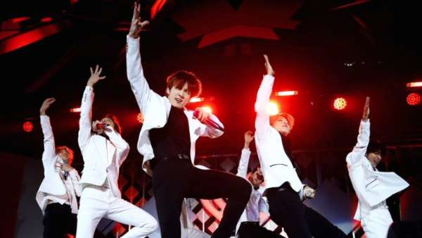 K-pop fans drown out hashtags supporting Trump and police