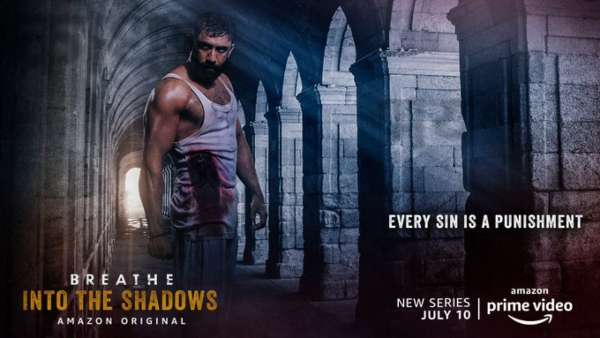 Amit Sadh Reveals First Look From Breathe: Into the Shadows