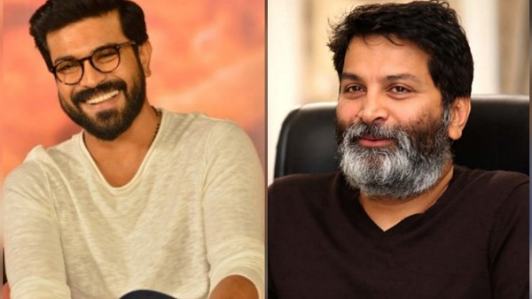 Ram Charan To Team Up With Trivikram Srinivas After RRR And Acharya?