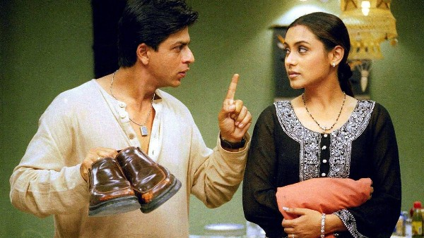 ALSO READ: Rani Mukerji On 17 Years Of Chalte Chalte: Working With SRK Has Been One Of My Favourite Things