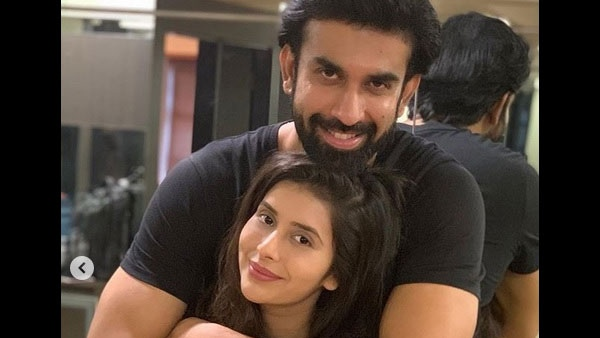 Rajeev Sen Laughs Off Reports Of Differences With Wife Charu Asopa!