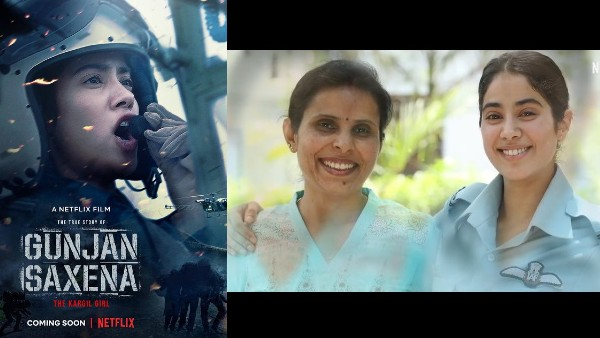 Janhvi Kapoor S Gunjan Saxena Netflix Release Janhvi Kapoor S Gunjan Saxena Skips Theatrical Release Will Premiere On Netflix Filmibeat