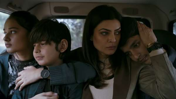 Sushmita Sen Starrer Aarya Trailer Out Now!
