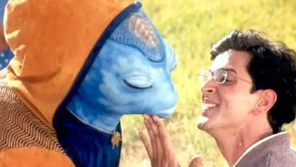 Meanwhile, Hrithik Roshan To Reunite With Jadoo In Krrish 4?
