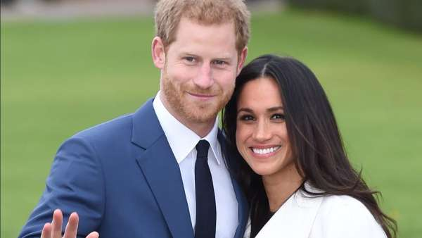 Harry & Meghan Featured On Times 100 Influencer List