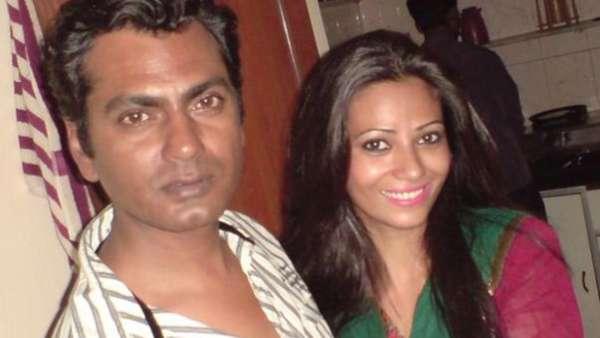 Nawazuddin With Wife Aaliya Siddiqui