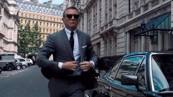 Daniel Craig's No Time To Die Release Gets Delayed