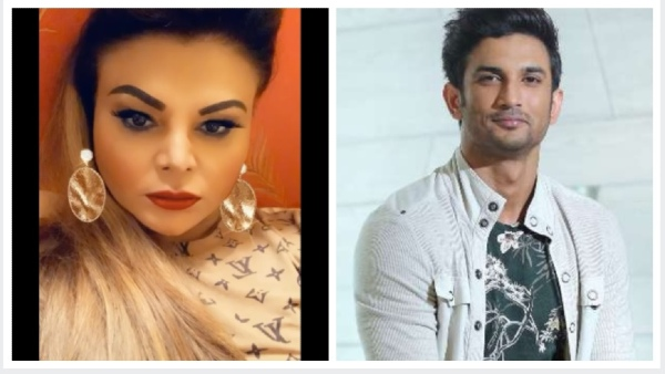 Rakhi Sawant Brutally Trolled For Claiming Sushant Singh Rajput Will Be Reborn As Her Son!