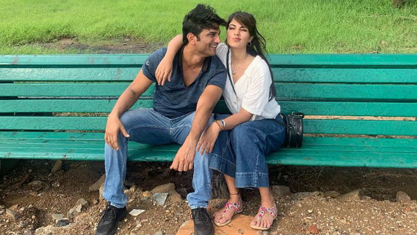 Meanwhile, Rhea And Sushant Were To Star In Director Rumi Jaffery's Next