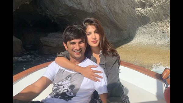 Sushant Was To Get Married To Rhea?