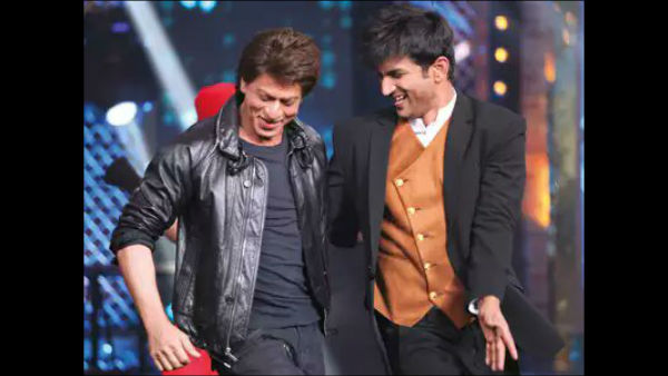 Sushant Loved Shah Rukh Khan From The Bottom Of His Heart