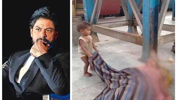 SRK To Provide Aid To Child Who Tried To Wake Dead Mother