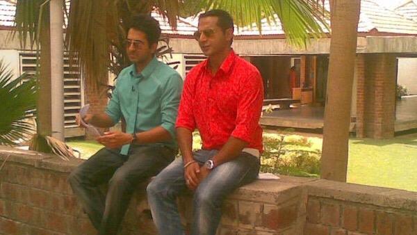 Ayushmann And Nikhil Chinappa Dance In Throwback Video