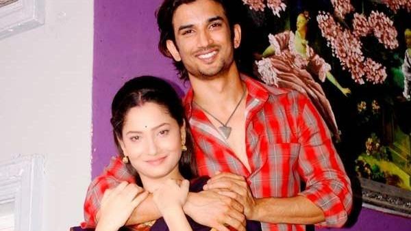 Ankita Was The Reason Behind Sushant's Smile