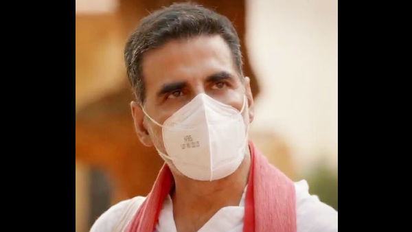 Akshay Kumar's Advertisement On COVID-19 Receives Backlash; Netizens Say 'You're Promoting Disaster'