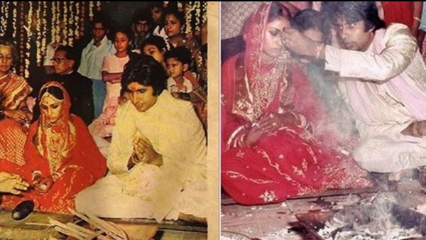 Anniversary Special: Amitabh Bachchan Reveals The Story Behind His Marriage With Jaya Bachchan!