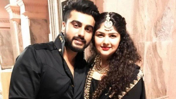 Anshula Calls Arjun Her Number One Person