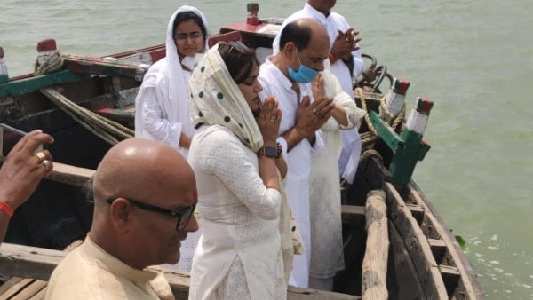 Earlier, Sushant's Sister Had Revealed That His Asthi Visarjan Will Take Place Today